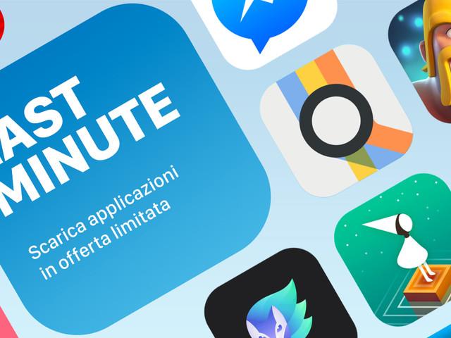 iSpazio LastMinute: 16 Febbraio. Ecco le app in Offerta limitata [10]