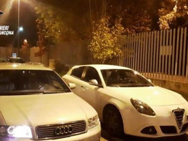Scacco alla banda delle Audi, quattro in manette: avevano commesso furti anche nel Maceratese