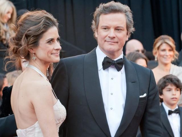 Colin Firth e Livia Giuggioli: amore al capolinea