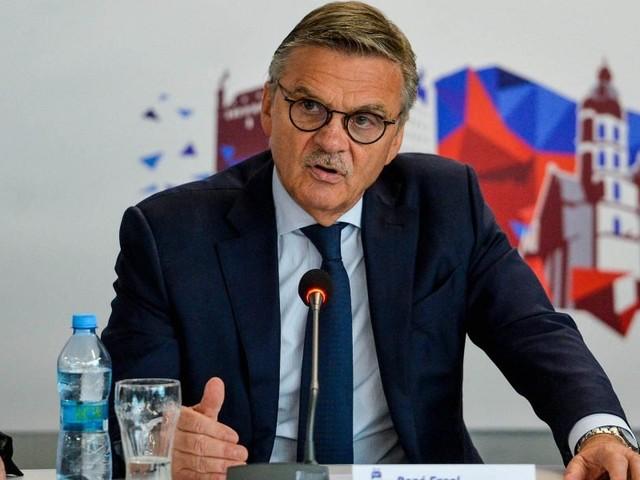 L'IIHF rinuncia ufficialmente a Minsk, valuterà la possibilità di un Mondiale in una sola sede