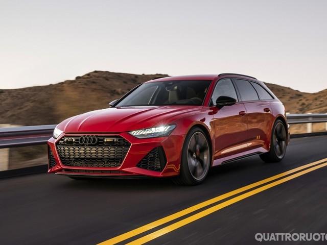 Audi - Al volante della RS 6 Avant - VIDEO