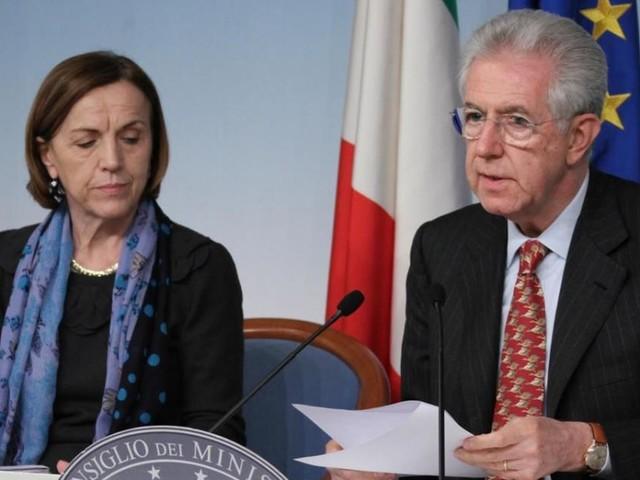 Sardine, Senaldi: 'Aperture di Prodi, Monti e Fornero, il pesce puzza già di marcio'