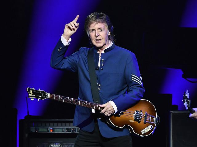 Paul McCartney ha preso un caffè 'spaziale' insieme all'astronauta Luca Parmitano