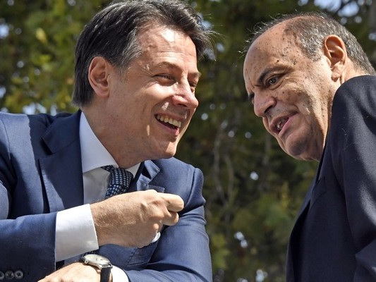 """Conte ad Atreju: """"Lega isolata. Chiederòun patto con il mondo produttivo per l'ambiente"""""""
