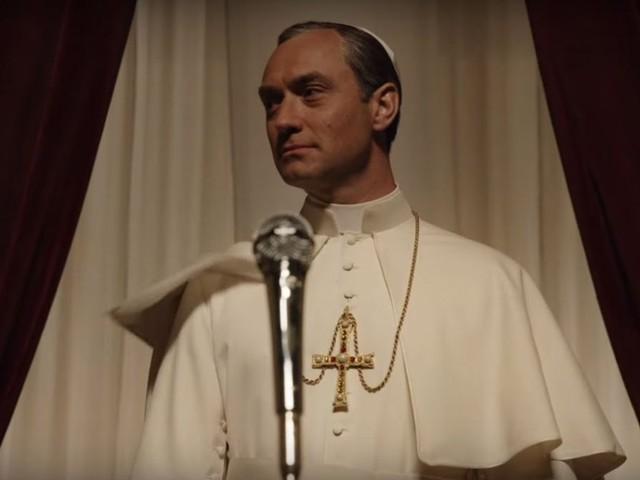 Video trailer di The New Pope, il provocante ritorno di Jude Law tra scandali e minacce