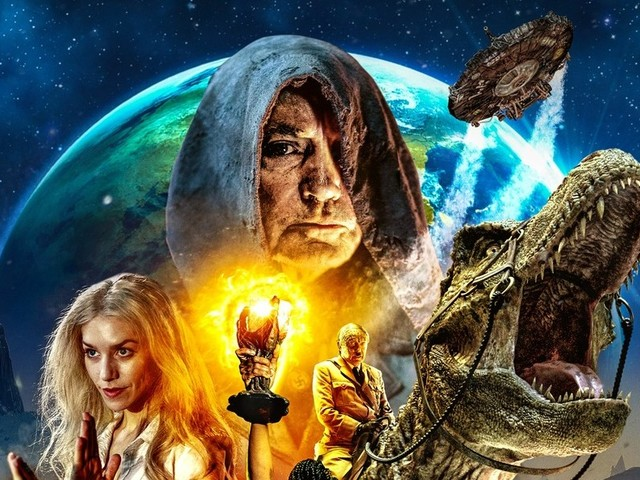 "Iron Sky - The Coming Race: trailer finale e nuova locandina di ""Iron Sky 2"""