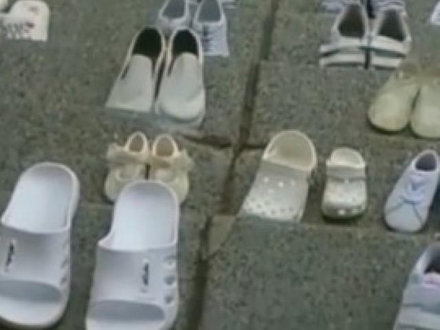 """Poli Bortone, oggi in piazza per """"Scarpette bianche"""": """"I bambini hanno diritto alla loro famiglia"""""""