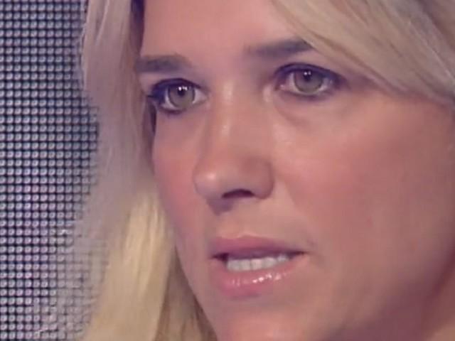 """Francesca Barra si racconta a """"Storie Italiane"""": «Hanno scritto che i miei figli dovevano morire arsi»"""