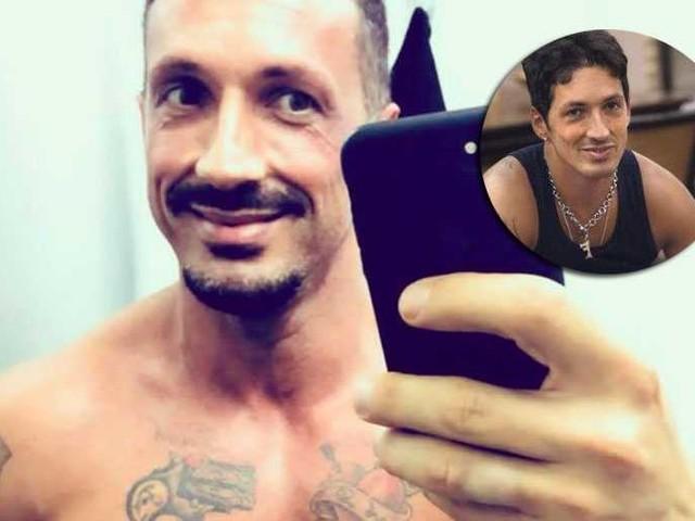 Fabiano del Grande Fratello celebra la nascita del figlio Antoniomaria con un tatuaggio kitsch pieno di errori