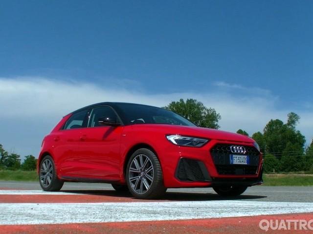 Millennials on the road - Gli allievi del Master in Marketing Auto guidano l'Audi A1 - VIDEO
