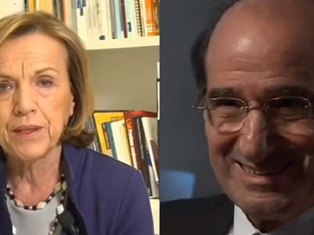 Fornerò ad Agorà critica Quota 100 e RdC, Fitoussi: 'Non mi raccontare storie' (VIDEO)