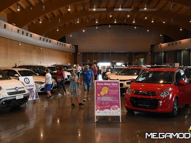 Roma Motor Show, tutti i protagonisti