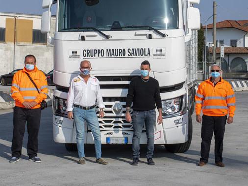 Gruppo Saviola: con Trasporti Delta guida più ecologica agli autisti con corsi di formazione