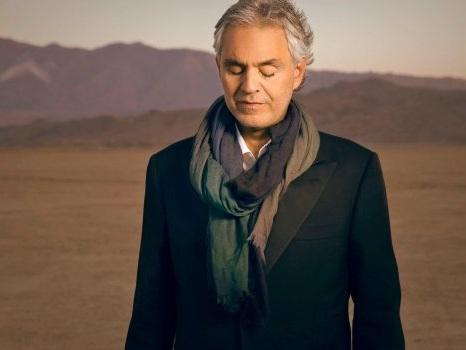 Nuovi concerti di Andrea Bocelli in Italia nel 2019: info e biglietti in prevendita