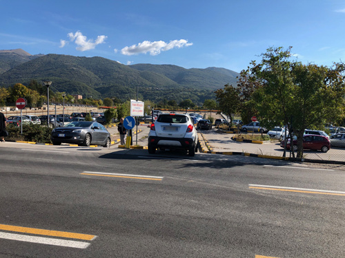 Rieti, i problemi del parcheggio del 'de Lellis' sul tavolo della Prefettura