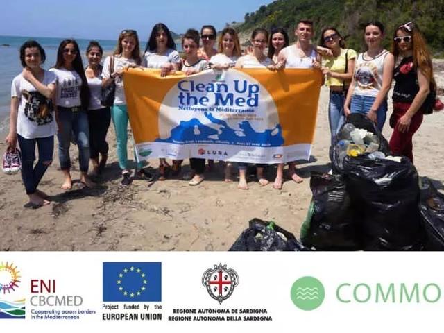 Clean Up The Med 2020 in 17 Paesi, lotta ai rifiuti in mare senza confini