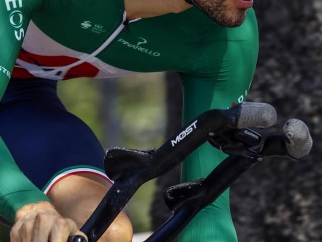 """Mondiali ciclismo, Top Ganna all'assalto della crono: """"Parto per vincere"""""""