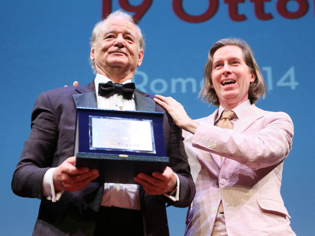 Roma 2019, Bill Murray premio alla Carriera tra ovazioni, omaggi e polemiche