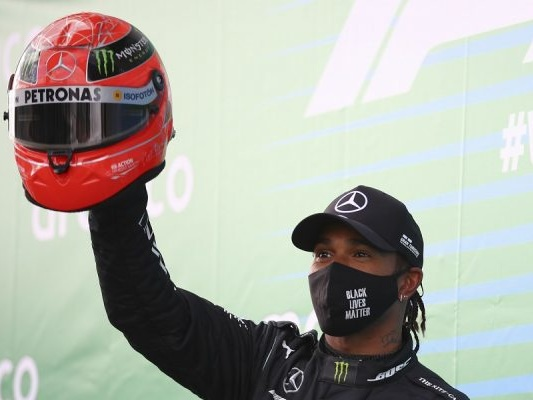 F1, GP Portogallo 2020. Lewis Hamilton può diventare il più vincente di sempre, come Alain Prost all'Estoril nel 1987