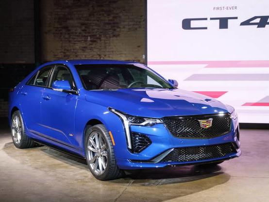 Cadillac CT4: è lei l'erede dell'ATS
