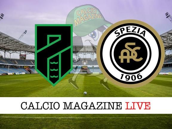 Serie B, Pordenone – Spezia: le formazioni ufficiali