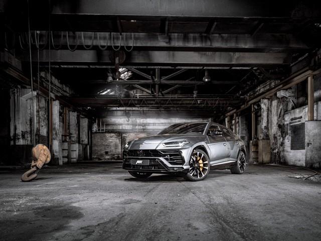 Lamborghini Urus: la versione tuning di ABT Sportsline