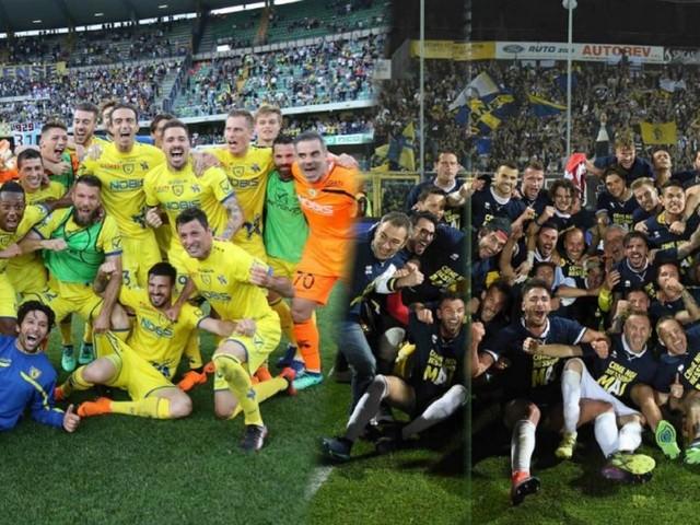 Il Chievo ed il Parma rischiano la retrocessione d'ufficio dopo le accuse della Procura