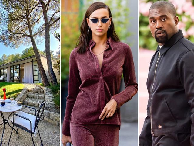 Irina e Kanye: grandi amici o coppia shock dell'anno?