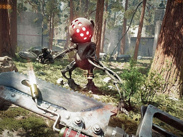 Il singolare Atomic Heart si mostra in un nuovo teaser gameplay