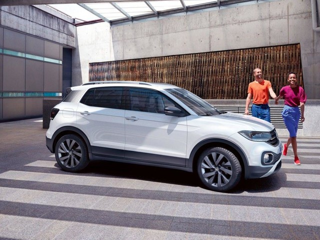 Volkswagen lancia la T-Cross First Edition