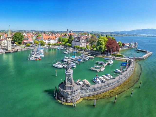 Cosa fare a Lindau gioiello della Baviera affacciato sul lago