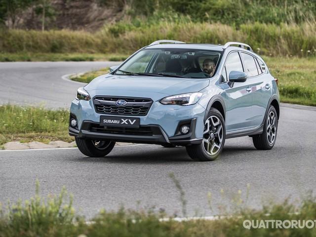 Nuova Subaru XV - Primo assaggio in anteprima esclusiva - VIDEO