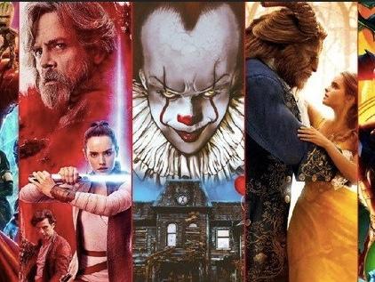 Film 2017: trailer mashup con i film dell'anno