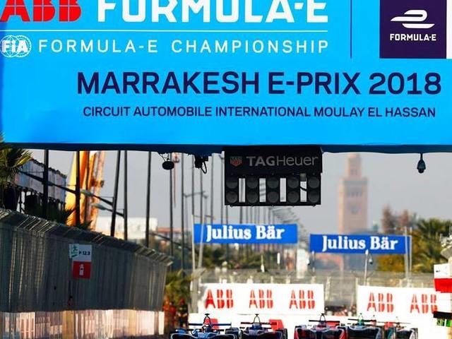 Formula E: Rosenqvist è leader dopo la vittoria a Marrakesh