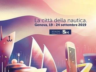 Salone Nautico Genova: mille espositori, il 48% dall'estero, il settore cresce a doppia cifra