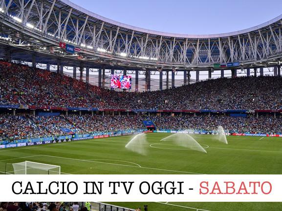 Calcio in tv: gli anticipi di Serie A e l'8 giornata di Serie B