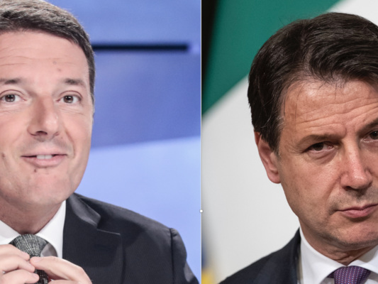 Vertice decisivo sulla manovra. Renzi promette battaglia