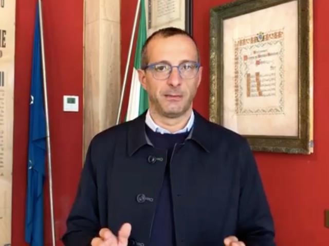 """Pesaro: Contenimento Covid, Ricci: """"No alla chiusura di piazze e strade ma non abbassiamo la guardia"""""""