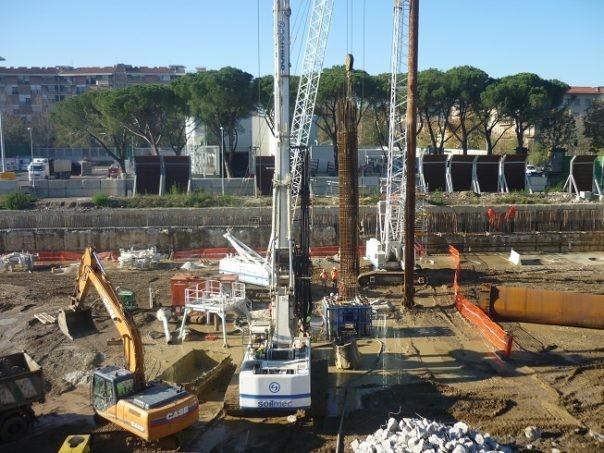 Firenze Tav: presidio dei lavoratori edili ai cantieri, chiedono di ultimare l'opera