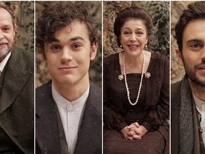 Il Segreto: Gli Auguri del cast! Video