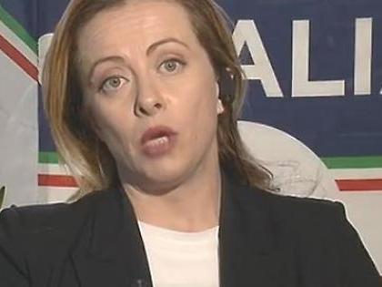 """Giorgia Meloni a L'aria che tira: """"Contraria allo ius soli. La cittadinanza non può essere un automatismo"""""""