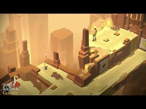 Lara Croft GO - Livello 4: Il labirinto degli spiriti - Soluzione completa