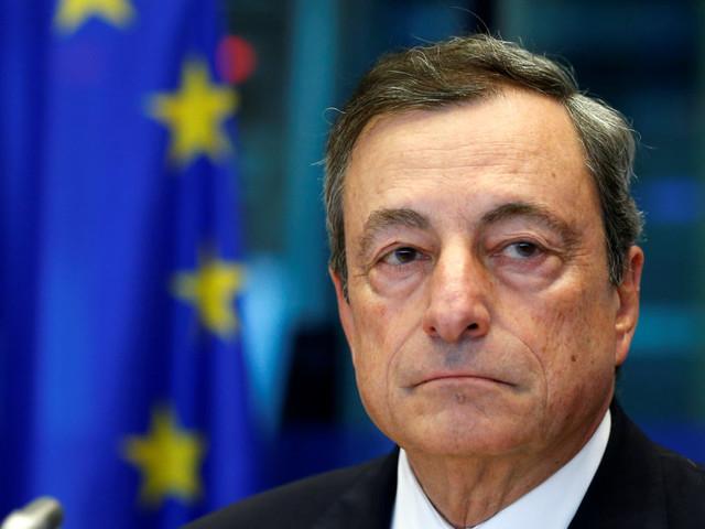 Mario Draghi tirato in ballo