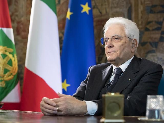 """Mattarella sferza l'Europa: """"Agisca o sarà troppo tardi"""""""