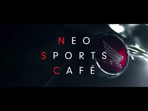 Honda Neo Sports Café: il secondo teaser