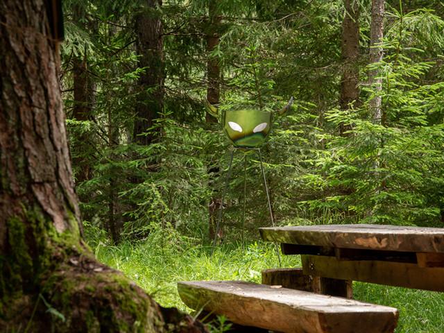 Sentieri d'arte a Cortina d'Ampezzo. Ecco le 4 opere della seconda edizione