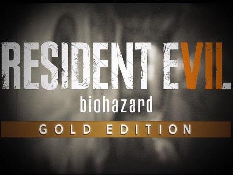 Resident Evil 7 Gold Edition è disponibile da oggi