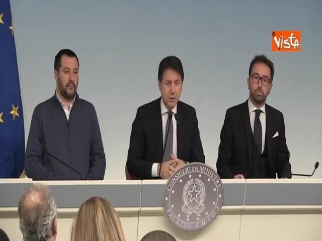 """Dl sicurezza, Conte: """"Con Anci chiarite alcune criticità applicative del decreto"""""""