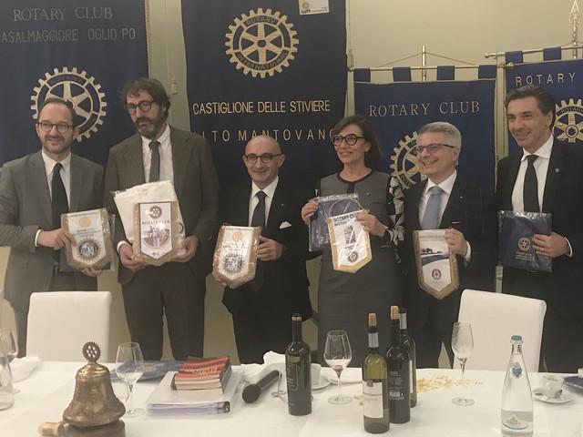 Rotary COP e POC, incontro con Antonio Selvatici e l'espansione cinese nel mondo
