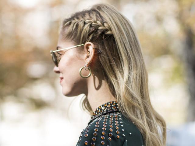 Treccia e treccine, le acconciature ideali per capelli medi
